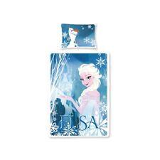 Disney Frozen 'Elsa' Reversible Panel Single Bed Duvet Quilt Cover Set NEW
