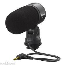 NIKON ME-1 Stereo Microphone ME1 for D4 D3S D800 D600 D300S D7100 D5200 D3200