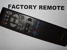 PANASONIC VSQS1250 TV/VCR REMOTE CONTROL **NO BATTERY COVER-SEE PHOTOS**