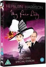 My Fair Lady 5014437110930 With Audrey Hepburn DVD / Special Edition Region 2