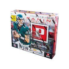 2018 Panini Football Retail Box