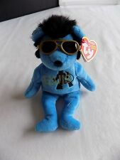 Elvis Your Teddy Bear TY Beanie Babies 2010 Walgreen Exclusive GUCWT