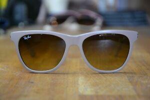 Ray-Ban RB4184 886/85 Sunglasses 54-17mm Beige Matte