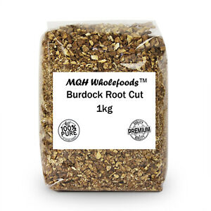 Burdock Root Cut Dried Herb Premium Quality! Select Size 25g- 2kg FREE P&P