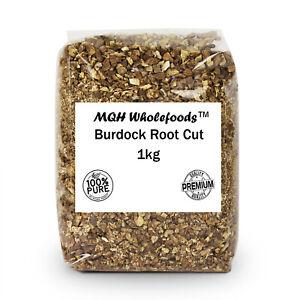 Burdock Root Cut Dried Herb Premium Quality! Select Size 25g- 2kg FREE P&P