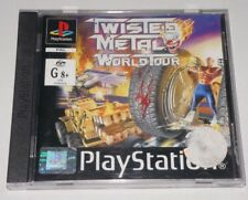Twisted Metal: World Tour - SONY Playstation, 1996 - PS1 - COMPLETE - ede