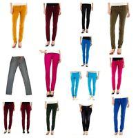 Arizona Junior Women's Jeans Skinny or Super Skinny 0 1 3 15 17 19, Cotton Blend