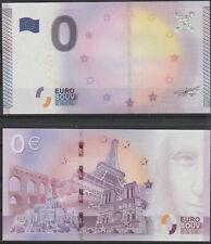 Null € 0-Euro-Schein Souvenir Souvenirschein 2015 Ohne Motiv Ultra Selten !