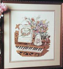 Love Songs Paula Vaughan Book 18 Cross Stitch Pattern Leisure Arts #679