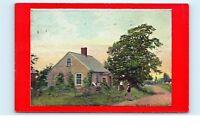 Antique Postally Used Keyser West Virginia W.VA 1909 Vintage Postcard C63