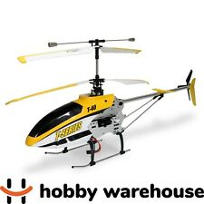 RC Helicopter Video Camera MJX T40C Yellow 3CH Shuttle remote Control Helicopter