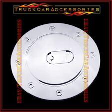 For CADILLAC Escalade All Models 2007-2012 2013 2014 Chrome Gas Door Cover Cap