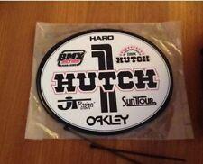 Old School OVAL BMX Number plate by OGK JAPAN -HUTCH BMX