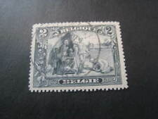timbre oblitéré ancien à 20% valeur catalogue COB 146 obl