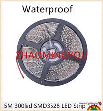YON IP65 Waterproof 300leds/5M SMD 3528 RGB LED Strip Flexible Diode Tape 12V LE