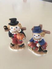 Home Interiors Gifts Garden Friends Scarecrows
