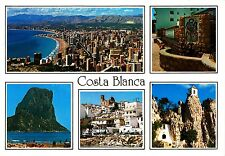 Costa Blanca ,Ansichtskarte