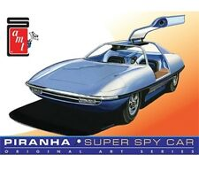 1/25  AMT 916  Piranha Super Spy Car  Plastic Model kit