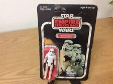 Vintage Kenner Star Wars ESB Original Stormtrooper MOC 41 Back No 38240