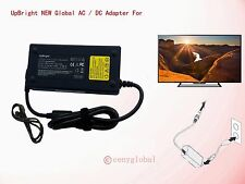AC Power Adapter For Sony Bravia W800B Series KDL-50W800B 55 inch Smart LED TV