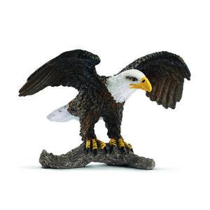 Schleich Wild Life - Bald eagle - 14780 - Authentic - New
