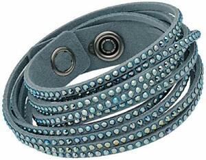 Swarovski Slake Blue One Size Bracelets 5046391