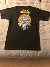 Black Label Lance Mountain Rat Trap T-Shirt Large Black