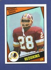 1984 Topps Darrell Green RC Rookie #380 NM-MT+ Beautiful Old Football Card P7521