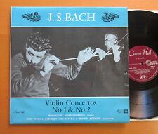 SMSA 2552 Bach Violin Concertos 1 & 2 Schneiderhan Atzmon NEAR MINT Stereo LP