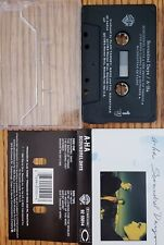A-Ha - Scoundrel Days Cassette Free Shipping In Canada