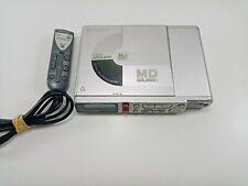 Sony Walkman MZ-R37 minidisc player