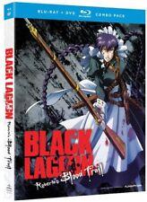 Black Lagoon - Black Lagoon: Roberta's Blood Trail Ova [New Blu-ray] With DVD