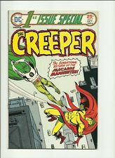 1st Issue Special Comic Book #7 The Creeper DC Comics 1975 - FINE