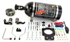 Nitrous Outlet GM 05-13 C6 Z06 90mm Corvette Plate System (10lb Bottle)