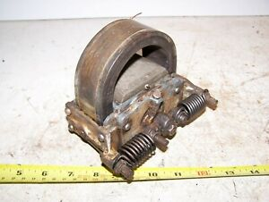 WEBSTER K  Hit Miss Gas Engine Magneto Mag 2 Magnet Steam Tractor Oiler HOT!