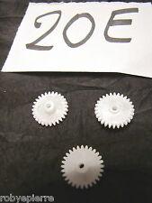 Ingranaggi ingranaggio pezzi di ricambio modellismo meccanismi in plastica 20E