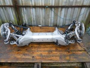 PEUGEOT 508 REAR AXLE / REAR BEAM WITH DISC AND ABS