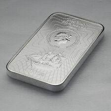 Cook Islands Bounty 999 Silber Münzbarren New Generation 100 Gramm mit Zertifika