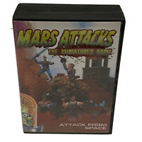 Mars Attacks: The Miniatures Game - Attack From Space Miniatures Set