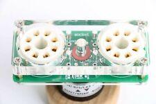 1pc Dual 6J5G 6C5G VT-94 L63 CV1932 VR67 VT154 TO 6SN7GT CV181 B65 tube adapter