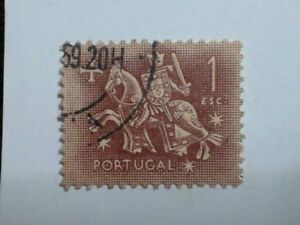 5 x Portugal Stamps - 1 - 2.50 - 5 - 20 - 20