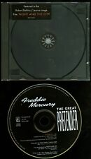 Freddie Mercury The Great Pretender Promo CD single Queen