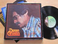 Dave Grusin - Discovered Again LP Box Sheffield Lab Audiophile Insert Ultrasonic