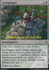4x grabgeburt (grave Birthing) Battle for zendikar Magic