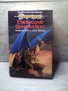 The Second Generation TSR Dragonlance Novel HC