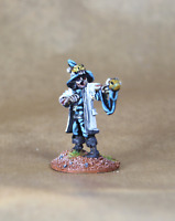 Necromancer with Wand Warhammer Fantasy Armies 28mm Unpainted Wargame