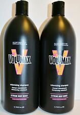 Volumax Volumizing Body Boost Shampoo 33.8oz. (2 Pk) Weightless Formula