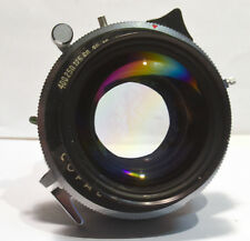 Rodenstock Sironar 210mm f5.6 lens, Copal 1 Shutter