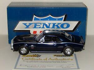 1:18 Scale Exact Detail Replicas 1967 Yenko SS 427 Camaro, Part No. 206SC