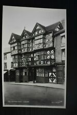 More details for postcard the feathers hotel ludlow shropshire unposted real photo rp